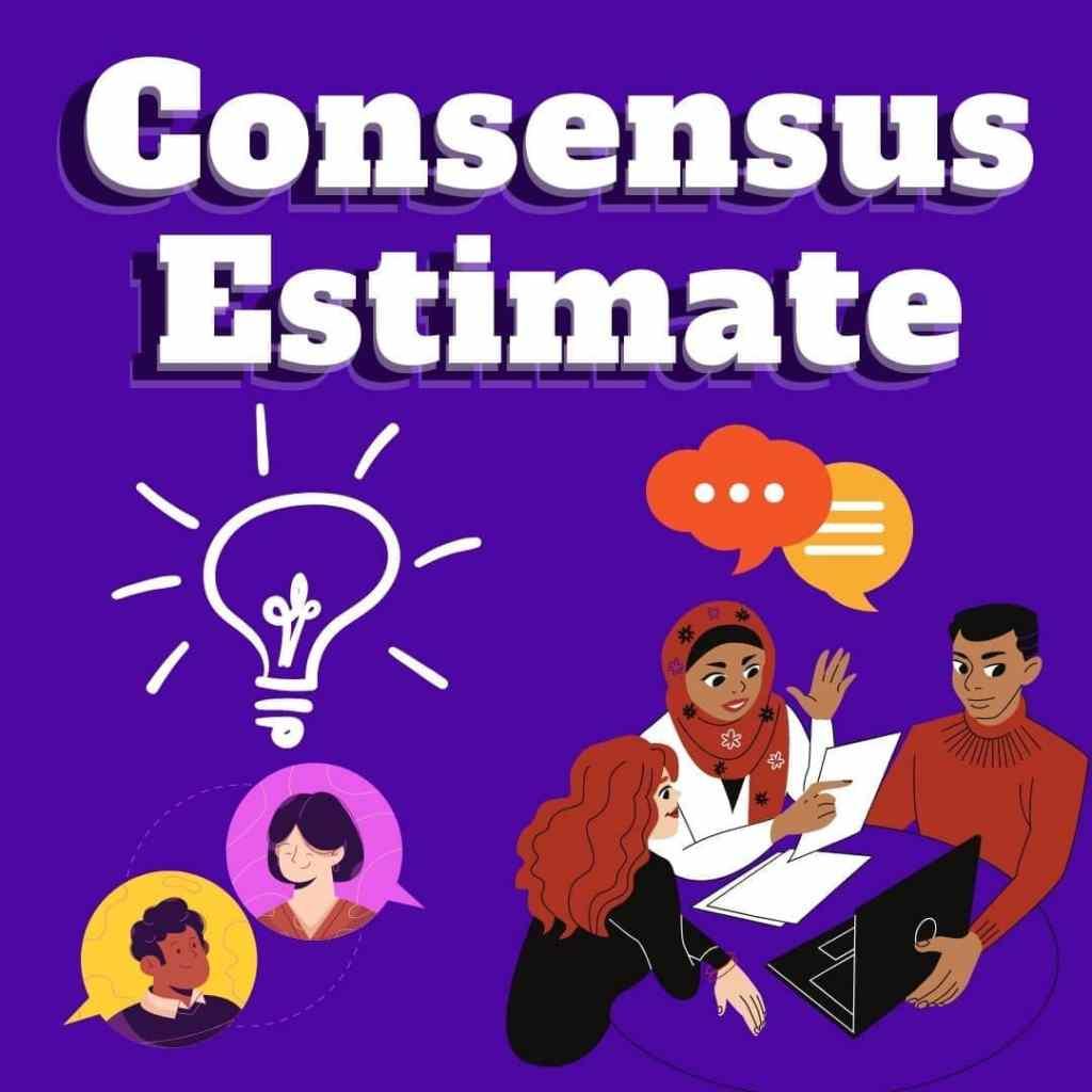 consensus estimate