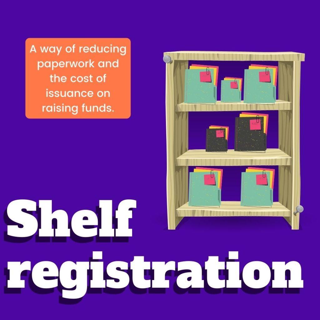 Shelf registration